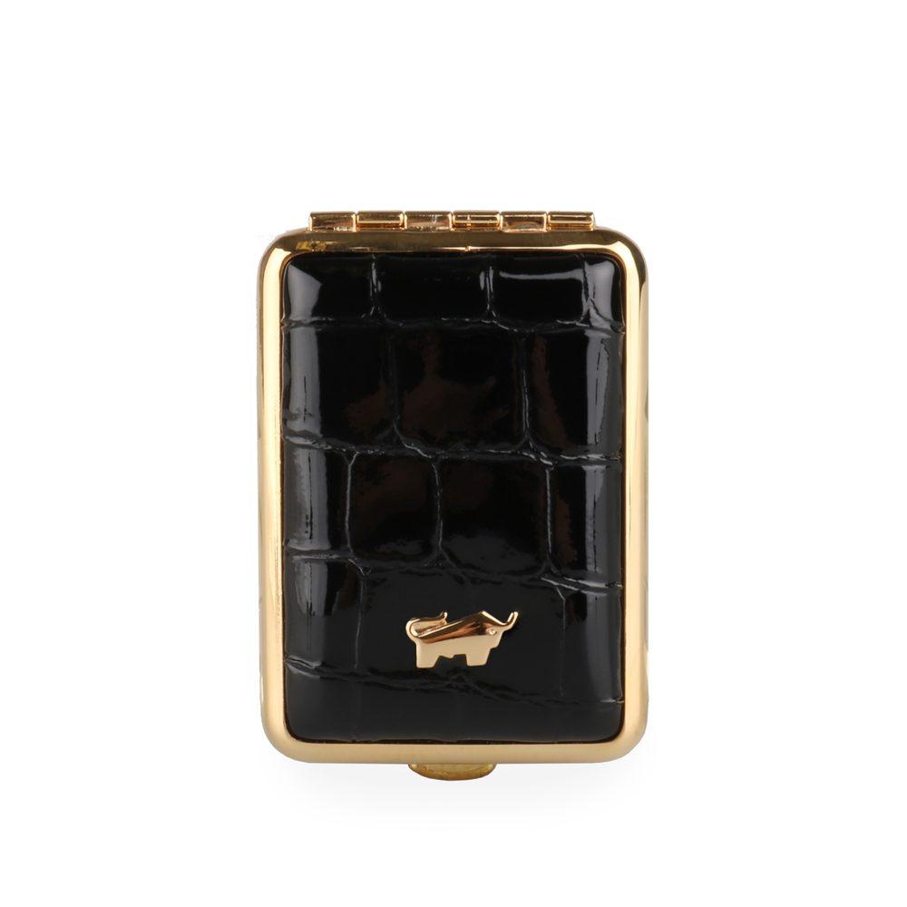 Braun Büffel Kožené pouzdro na léky Verona 40903-320 - černá