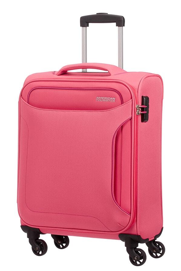 American Tourister Kabinový cestovní kufr Holiday Heat Spinner 50G 38 l - růžová