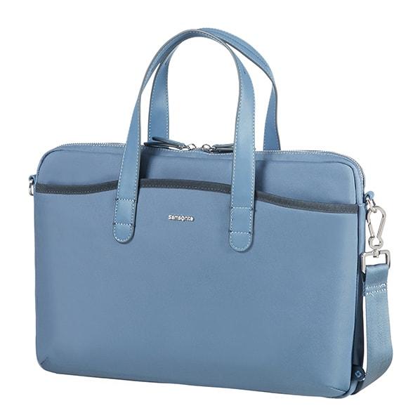 """Samsonite Dámská taška na notebook Nefti 15.6"""" - modrá"""