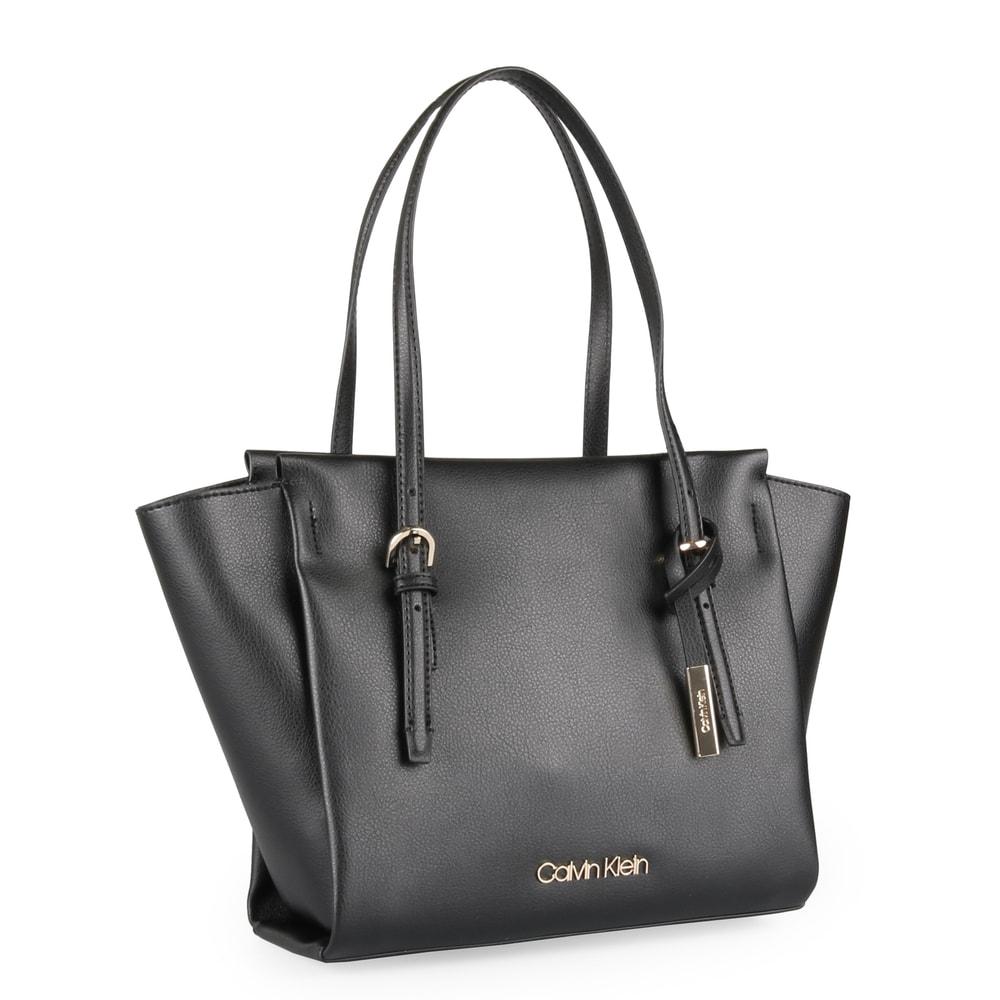 Calvin Klein Dámská kabelka přes rameno Avant Medium K60K605070 - černá