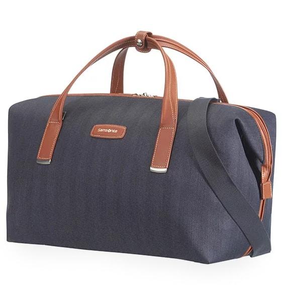 Samsonite Cestovní taška Lite DLX 64D 46 l - tmavě modrá