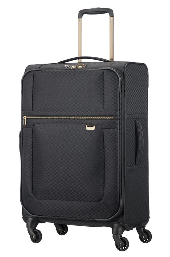 Samsonite Cestovní kufr Uplite Spinner 99D 70,5/79,5 l - černá