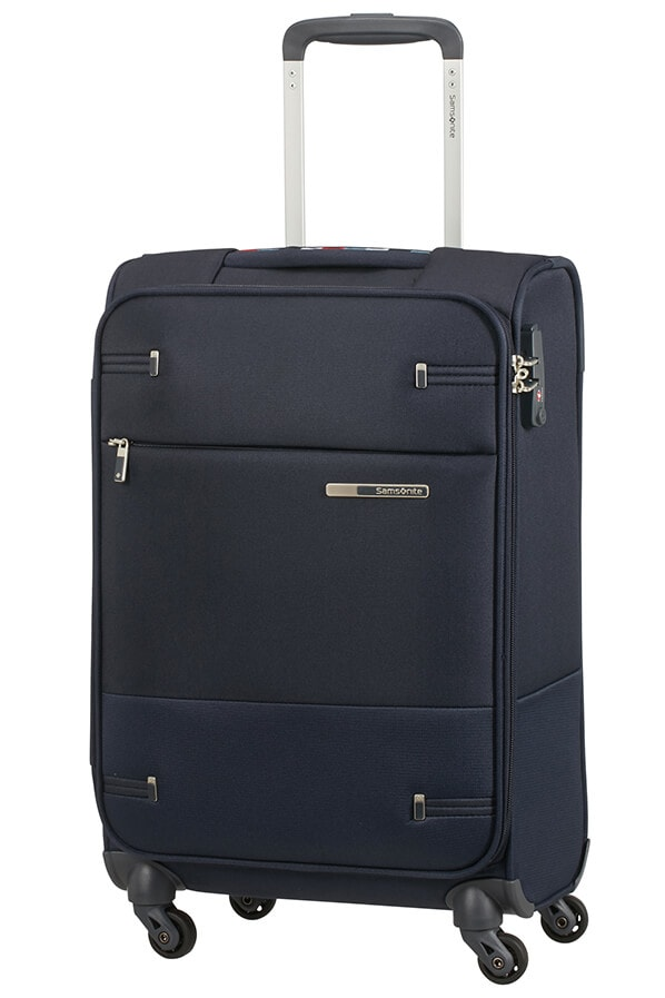 Samsonite Kabinový cestovní kufr Base Boost Spinner 38N 35 l - tmavě modrá