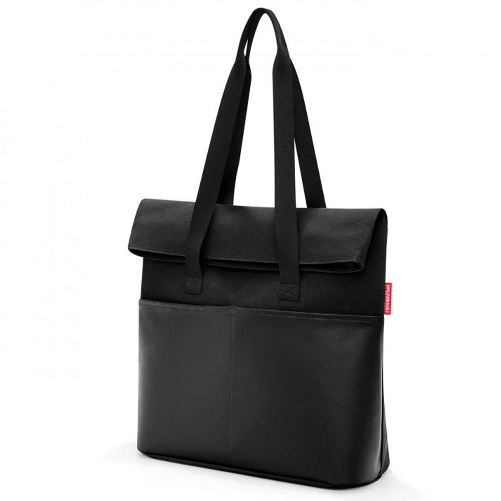 Reisenthel Dámská kabelka přes rameno Foldbag Canvas Black