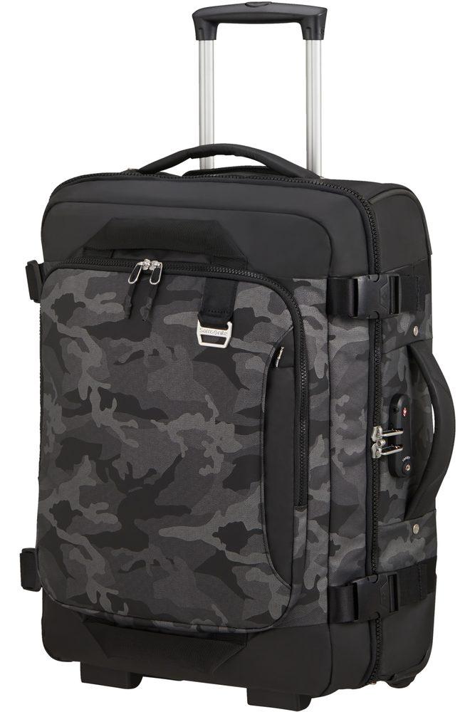 Samsonite Cestovní taška na kolečkách Midtown 43 l - tmavě šedá