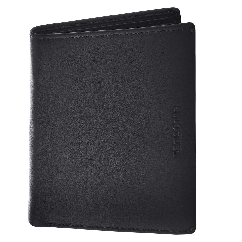 Samsonite Pánská kožená peněženka Success 2 137 - černá