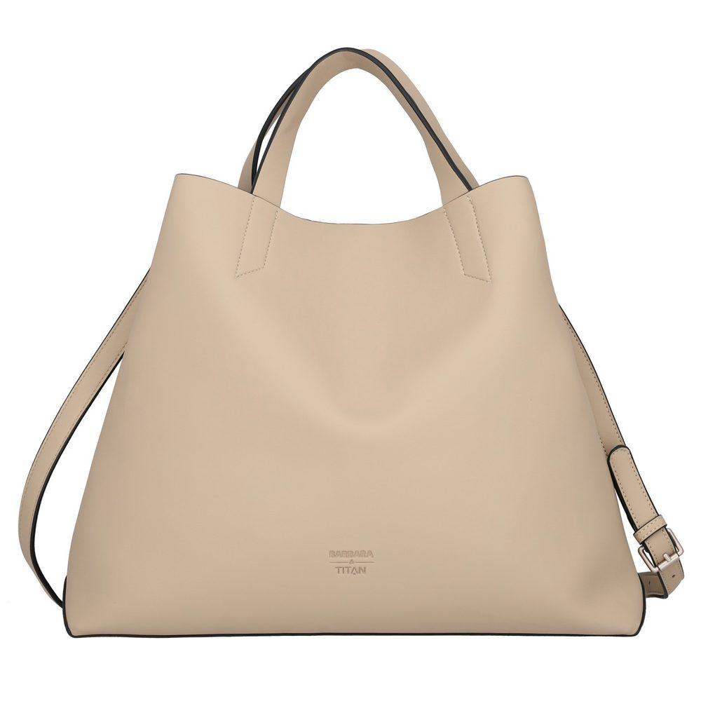 Titan Dámská kabelka přes rameno Barbara Pure Handbag Sand