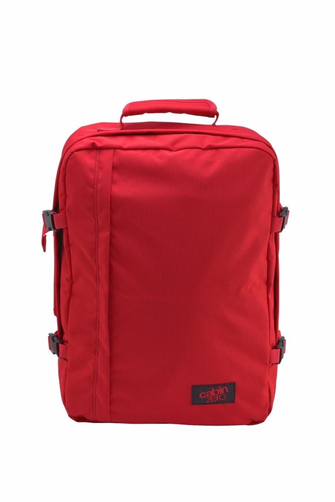 CabinZero Palubní batoh Classic Ultra-light Naga Red 44 l
