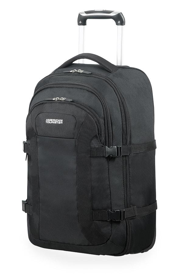 """American Tourister Cestovní taška Road Quest 35 l 15.6"""" - černá"""