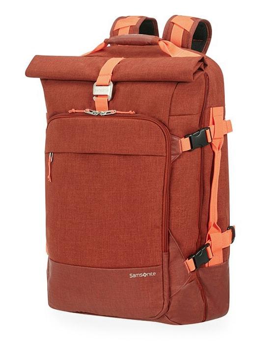 "Samsonite Batoh Ziproll 3-Way Boardcase CO6 50 l 10.5"" - oranžová"