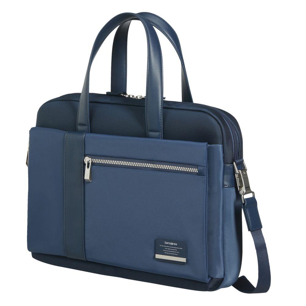 Samsonite Dámská taška na notebook Openroad Chic Slim 15,6'' - tmavě modrá