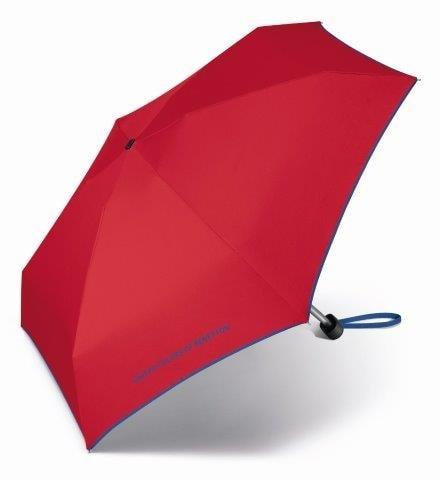 United Colors of Benetton Malý skládací deštník 56404 - červená