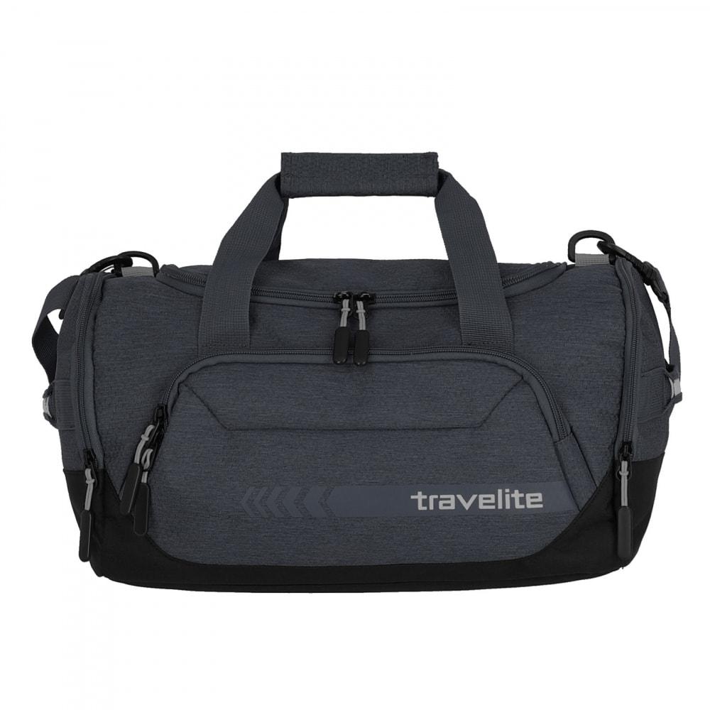 Travelite Cestovní/sportovní taška Kick Off Duffle S 6913 23 l - tmavě šedá