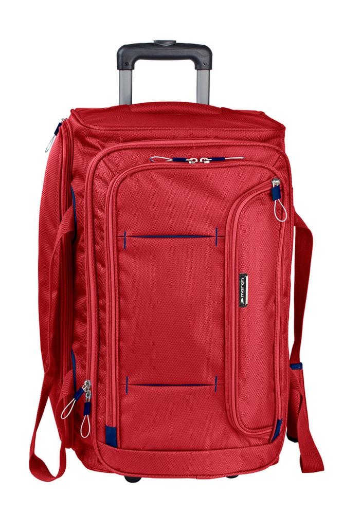 March Cestovní taška Gogobag M 73 l - červená