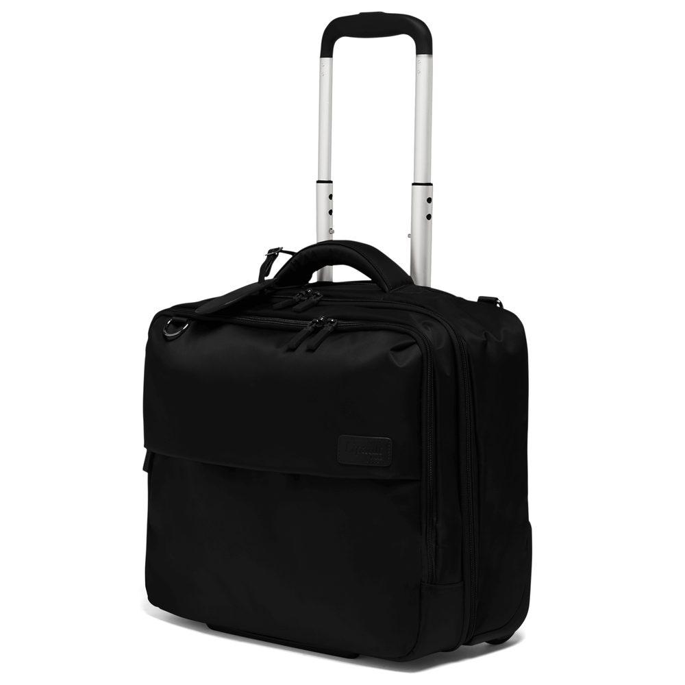 Lipault Kabinový cestovní kufr Plume Business 24 l - černá