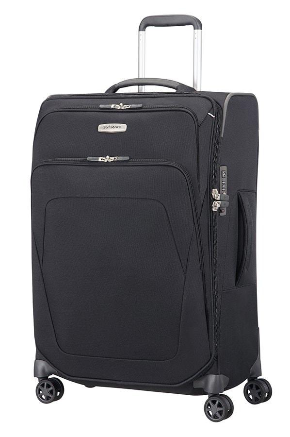 Samsonite Cestovní kufr Spark SNG 82/92 l - černá