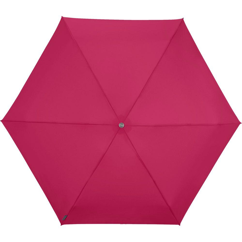 Samsonite Skládací automatický deštník Alu Drop S Safe 3 - růžová