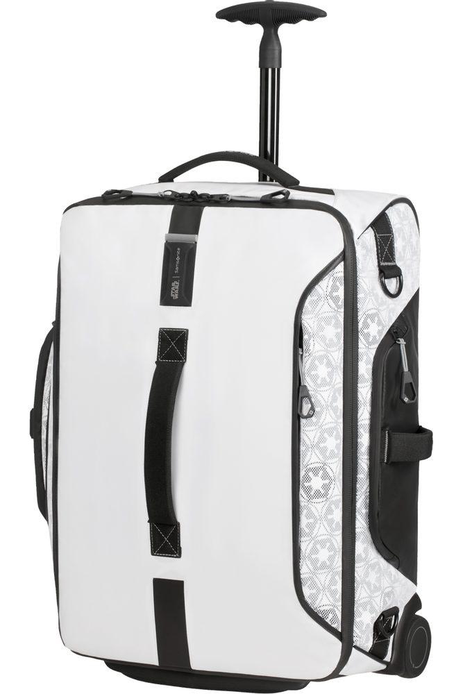 Samsonite Cestovní taška/batoh 2v1 Paradiver Star Wars 51 l - bílá/vzor
