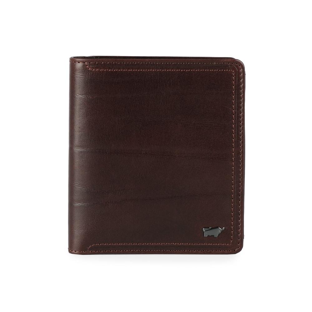 Braun Büffel Pánská kožená peněženka Venice 19444-692 - hnědá