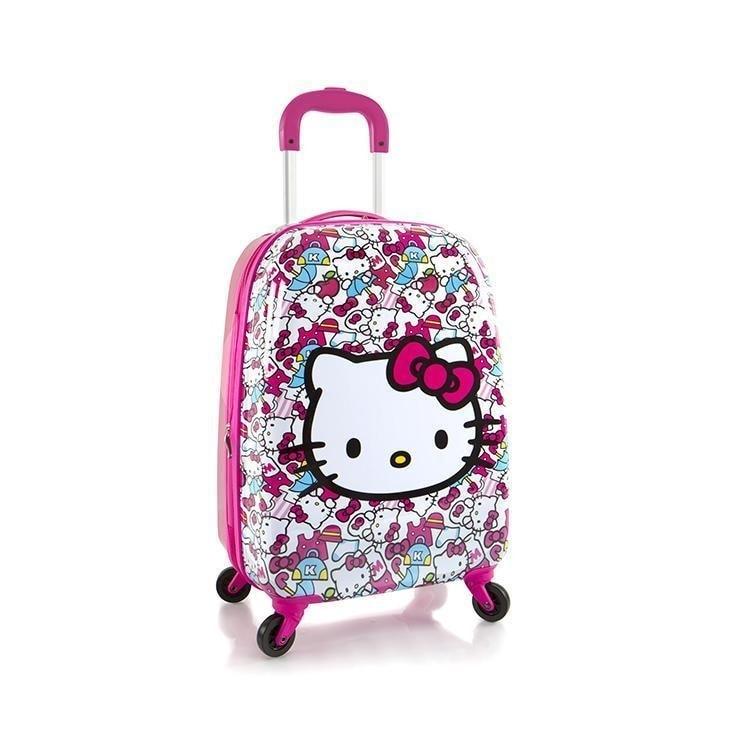 Heys Kabinový cestovní kufr Kids Tween Spinner Hello Kitty 40 l