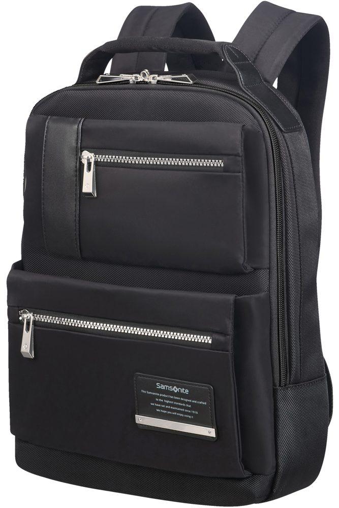 Samsonite Dámský batoh na notebook Openroad Chic 13,3'' Slim - černá