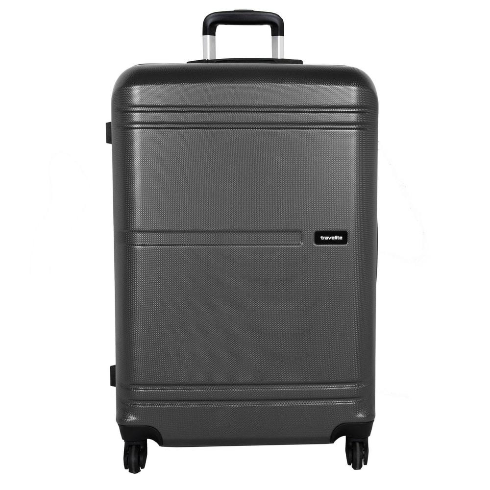 Travelite Cestovní kufr Yamba 4w L Anthracite 93 l