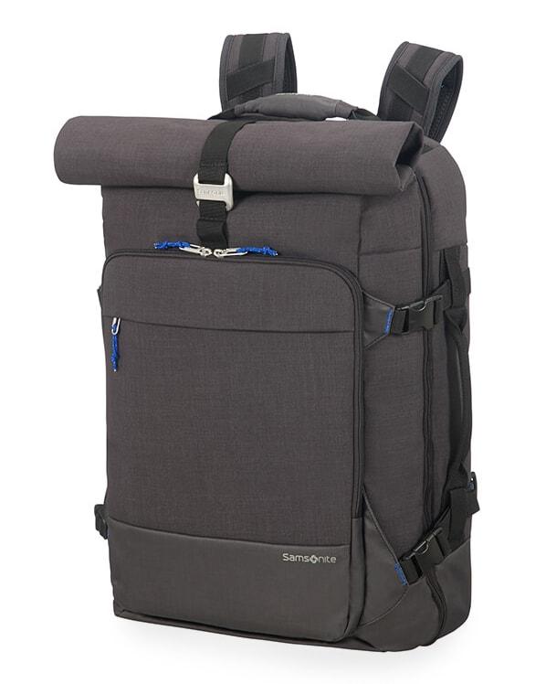 """Samsonite Batoh Ziproll 3-Way Boardcase CO6 50 l 10.5"""" - tmavě šedá"""
