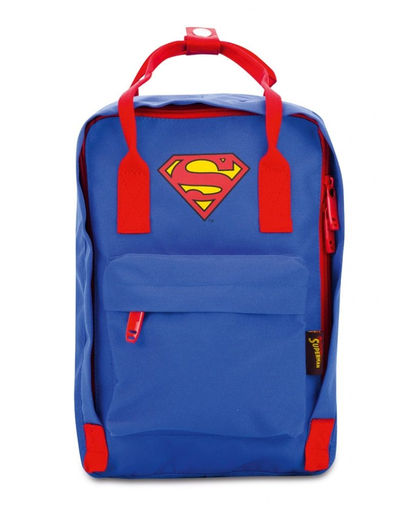 BAAGL Předškolní batoh Superman – ORIGINAL