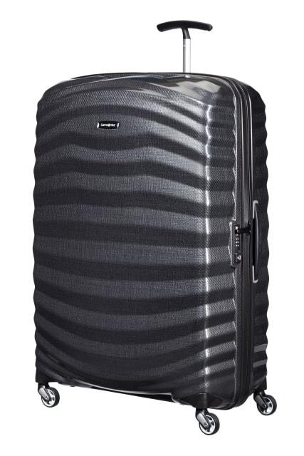 Samsonite Cestovní kufr Lite-Shock Spinner 98V 124 l - černá