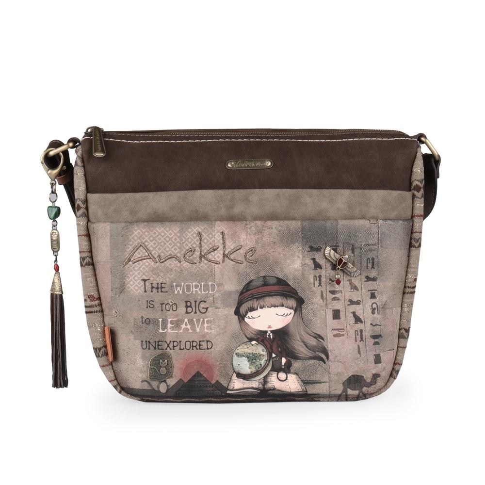 Anekke Dámská kabelka přes rameno Exploradora Egypt 29892-50