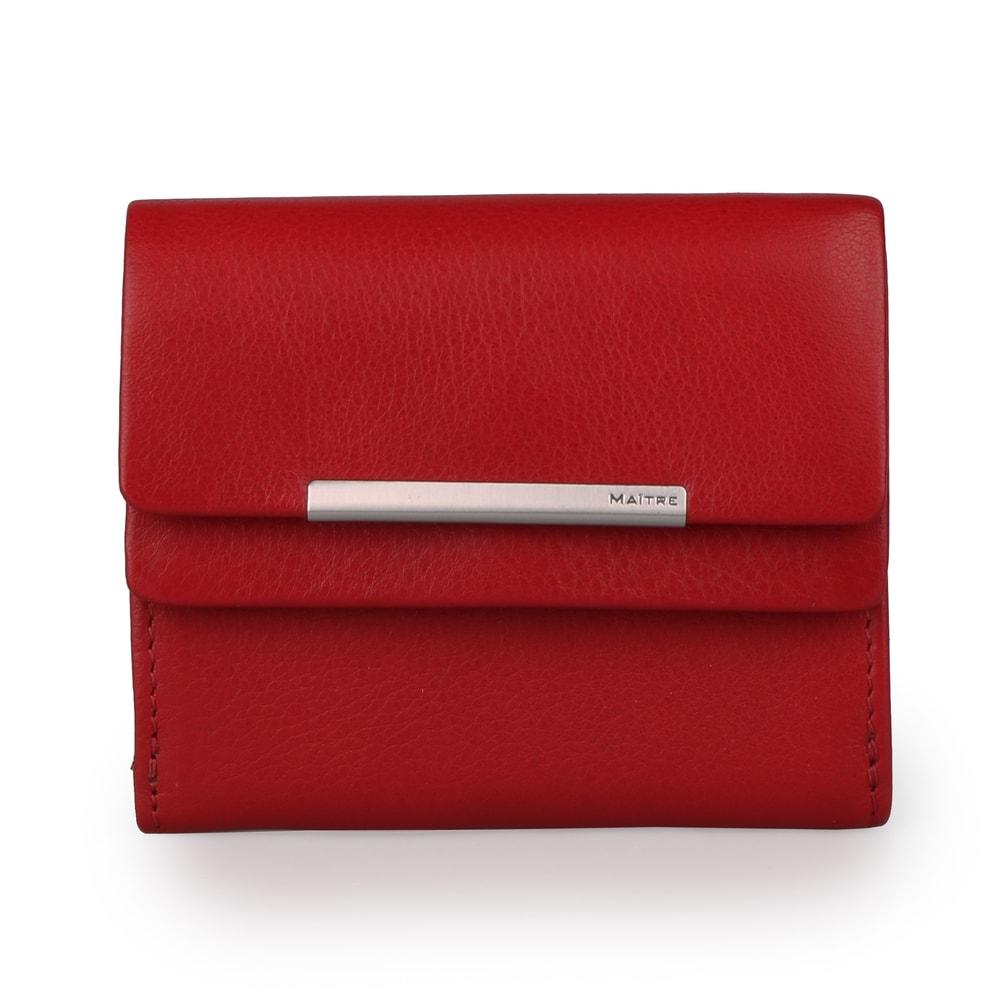 Maitre Dámská kožená peněženka Deda 4060001417 - červená