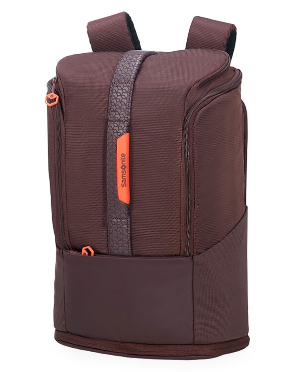 "Samsonite Batoh na notebook Hexa-Packs BP M EXP Sport CO5 19,5/26 l 14"" - tmavě fialová"