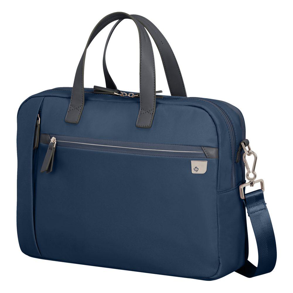 Samsonite Dámská taška na notebook Eco Wave 15,6'' 2 - tmavě modrá