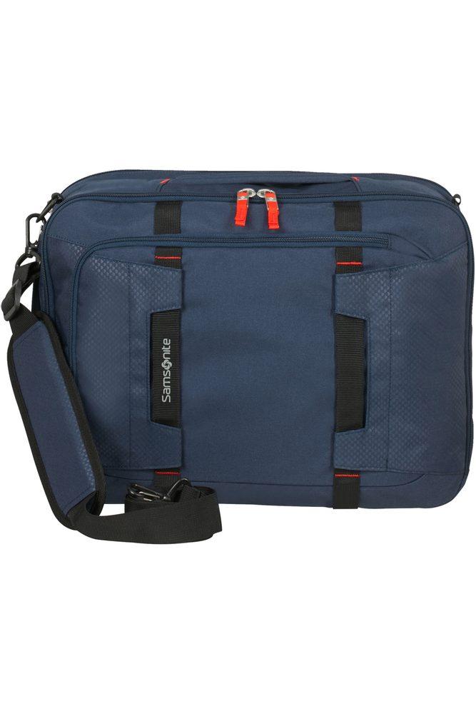 Samsonite Taška na notebook/batoh 2v1 15,6'' Sonora EXP 28/32,5 l - modrá