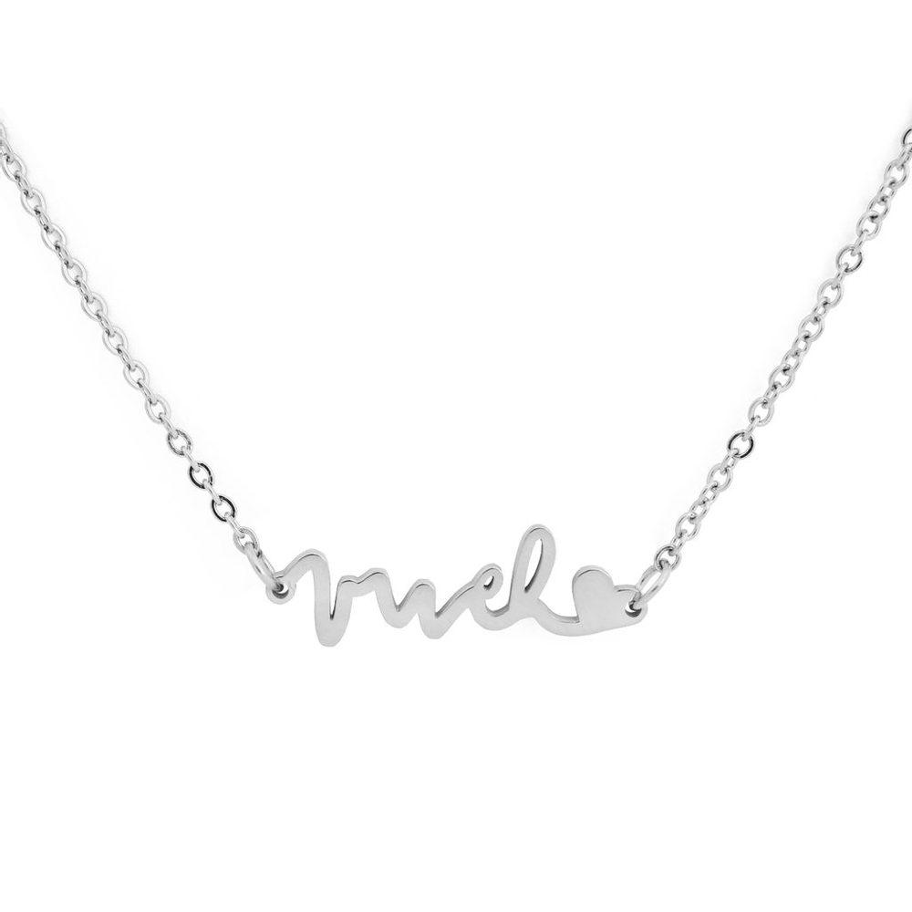 Vuch Dámský náhrdelník Qiara Silver