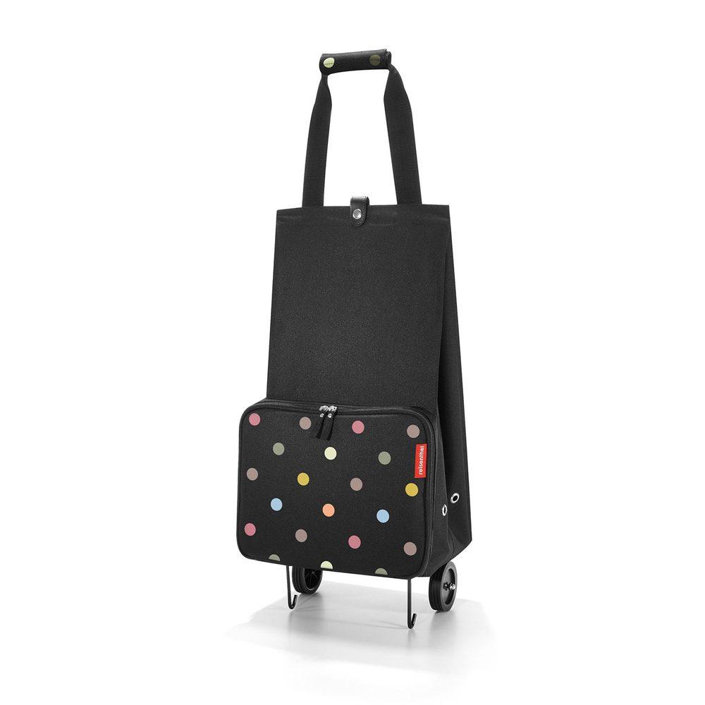 Reisenthel Skládací nákupní taška na kolečkách Dots 30 l