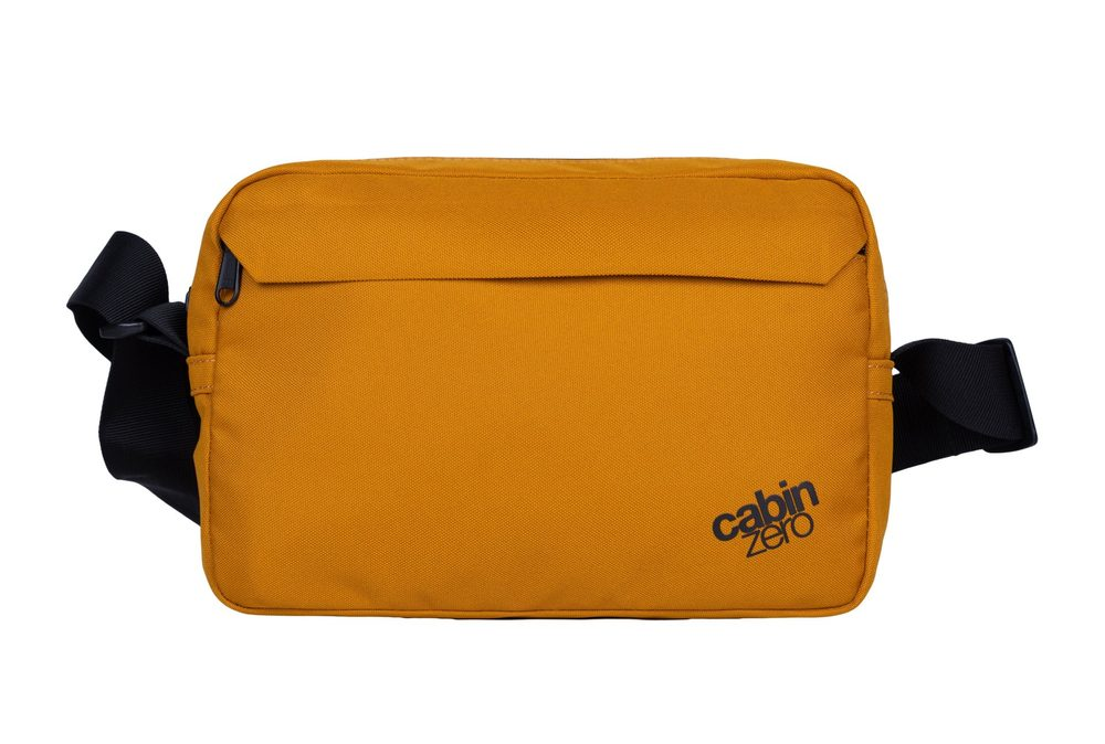CabinZero Taška přes rameno Flipside Orange Chill 3 l