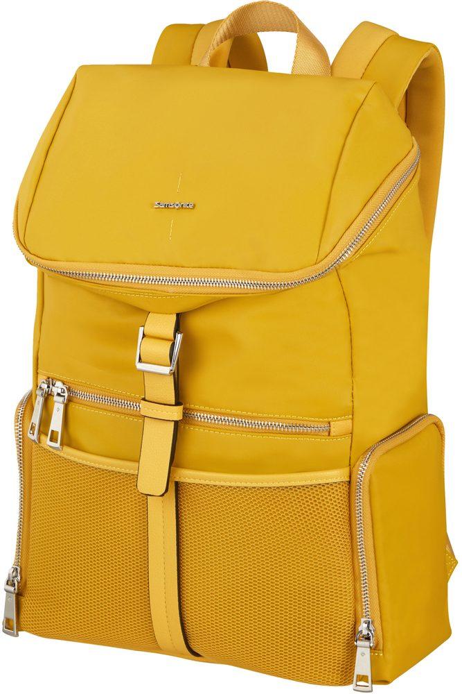 "Samsonite Dámský batoh na notebook 14.1"" Activ-Eight 17 l - žlutá"