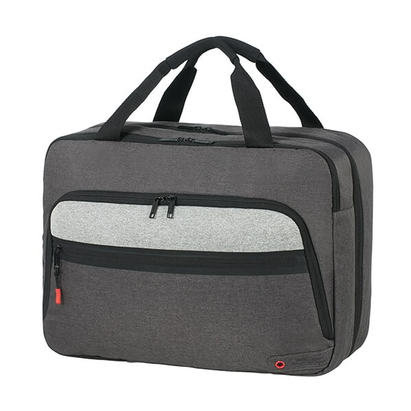 "American Tourister Taška na notebook City Aim 3-Way 79G 32,5 l 15.6"" - šedá"
