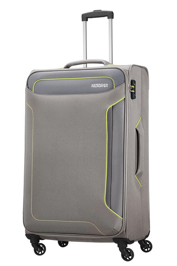 American Tourister Cestovní kufr Holiday Heat Spinner 50G 108 l - šedá