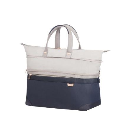 Samsonite Cestovní taška Uplite 99D-010 30 l - béžová/modrá
