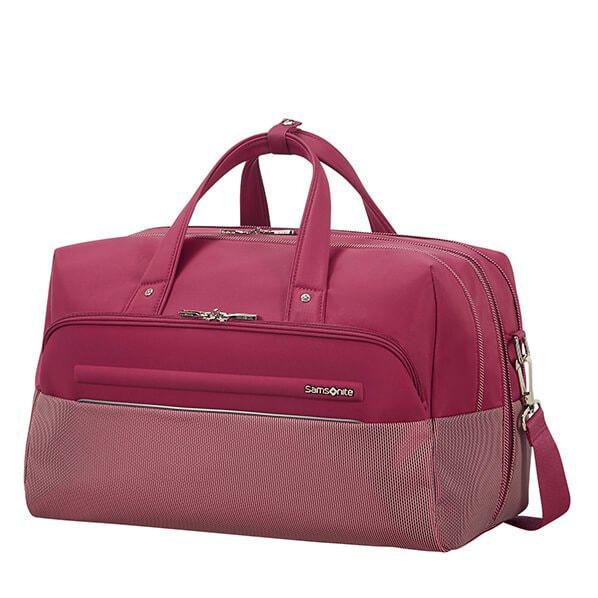 Samsonite Cestovní taška B-Lite Icon Duffle CH5 36,5 l - růžová