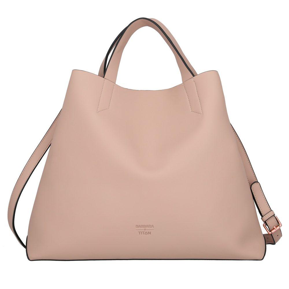 Titan Dámská kabelka přes rameno Barbara Pure Handbag Rose