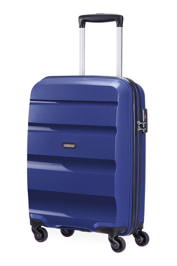 American Tourister Kabinový cestovní kufr Bon Air Spinner 85A 31,5 l - tmavě modrá