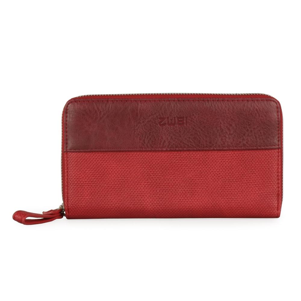 Zwei Velká dámská peněženka Jana J2 - červená