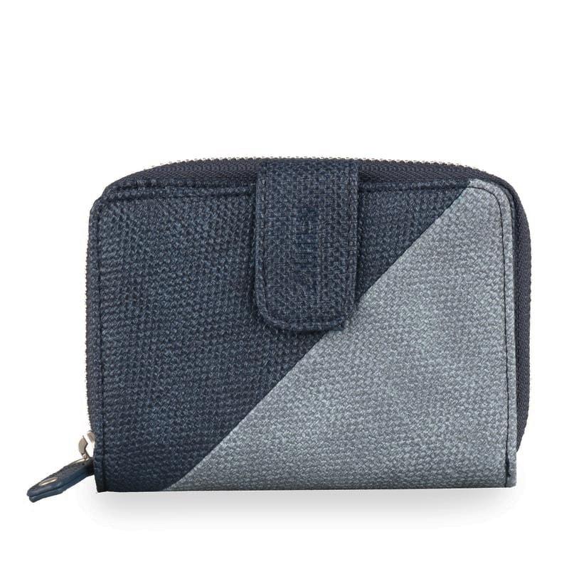 Zwei Malá dámská peněženka Jana J1 - modrá