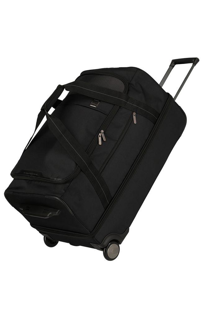 Titan Cestovní taška na kolečkách Prime L Black 87 l