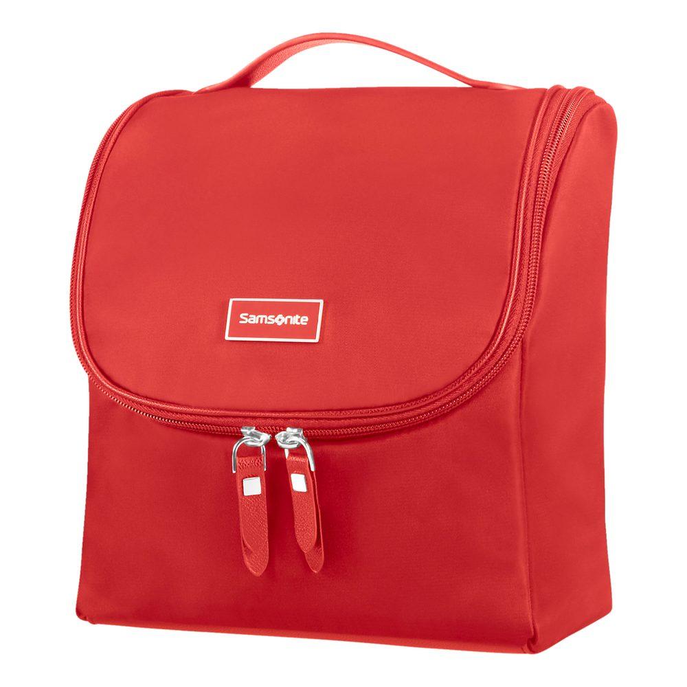 Samsonite Kosmetická taška Karissa CC Organizer - červená