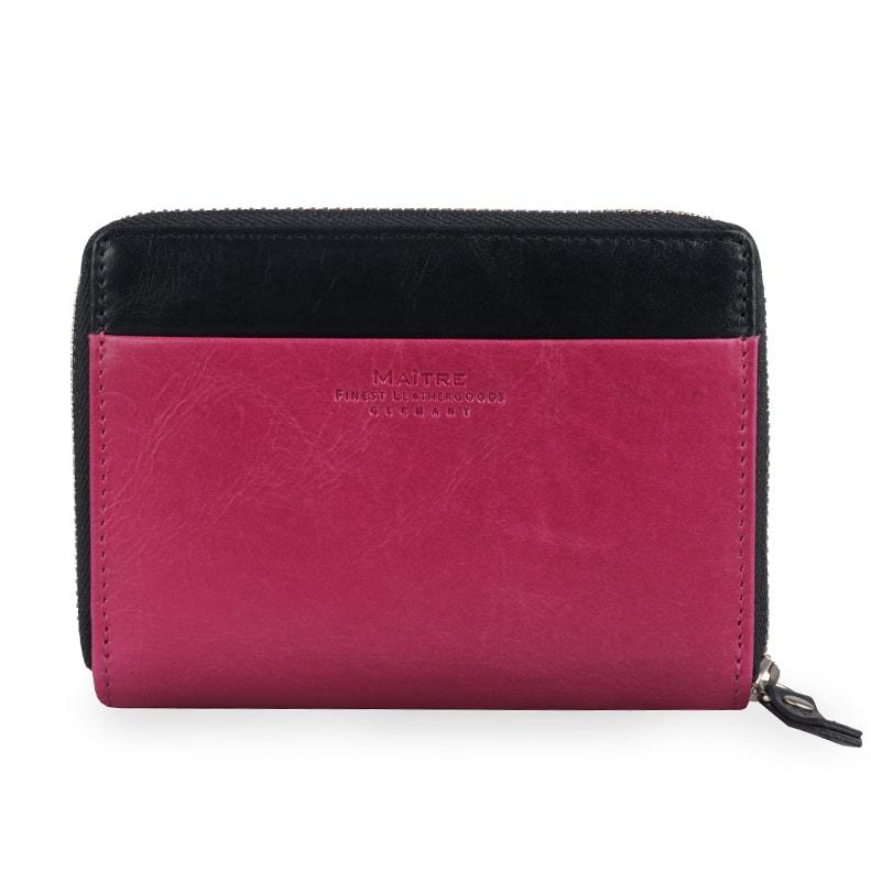 Maitre Dámská kožená peněženka Sohren Diethilde 4060001389 - fuchsiová