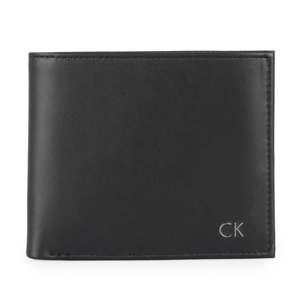 Calvin Klein Pánská kožená peněženka L3on K50K502070 - černá